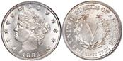 UNITED STATES Coin V NICKELS